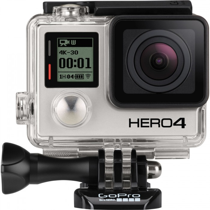 GoPro HERO4 Black Edition Front