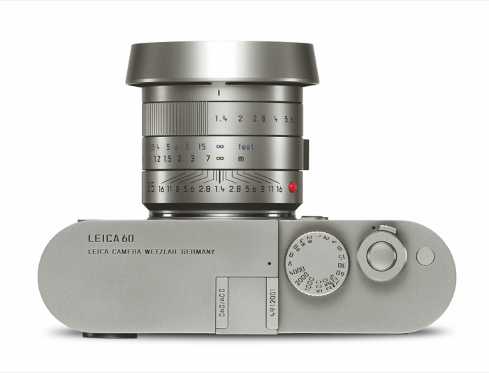 Leica M Edition 60_top
