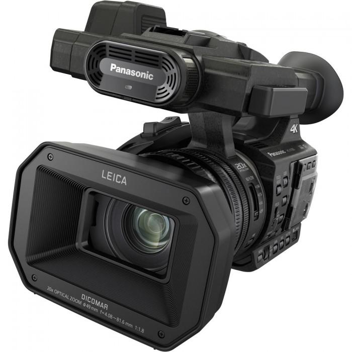 panasonic hc x1000 4k camcorder unveiled. Black Bedroom Furniture Sets. Home Design Ideas