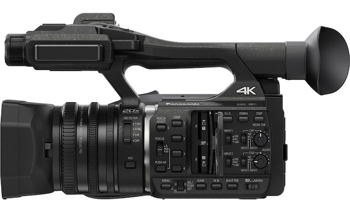 Panasonic HC-X1000 4K Camcorder 3