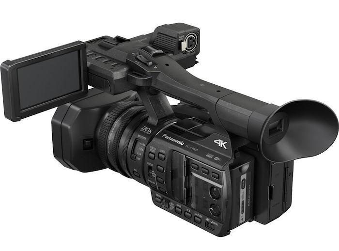 Panasonic HC-X1000 4K Camcorder 4