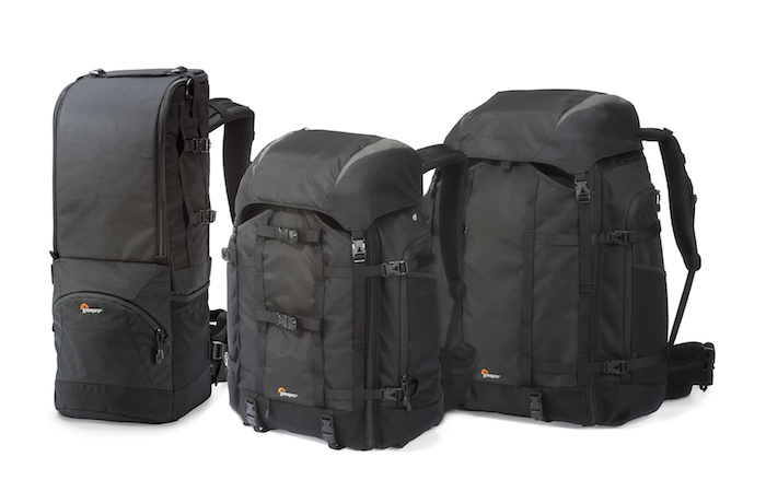 Lowepro Pro Trekker Series New Models