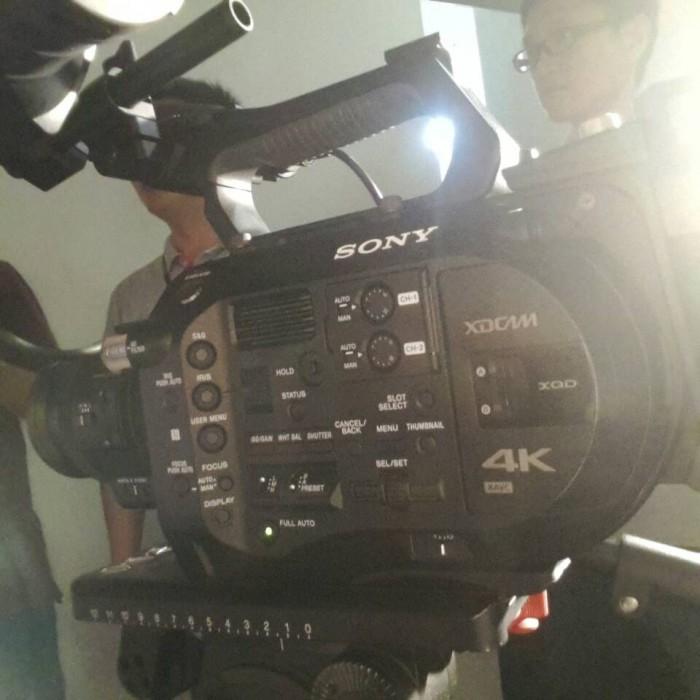 Sony E-mount 4K Camera