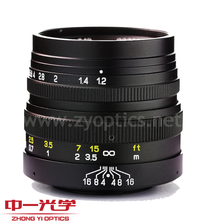 Zhongyi Optics 42.5-4