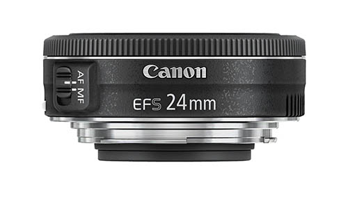 Canon EF-S 24mm f/2.8 STM Pancake