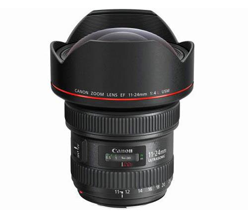 Canon 11-24mm f4L