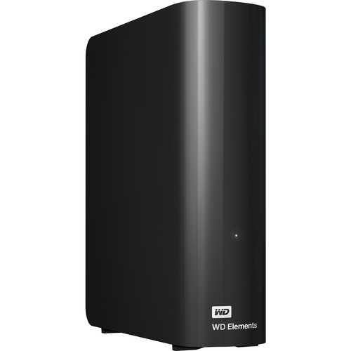 3TB WD Elements Hard Drive USB 3
