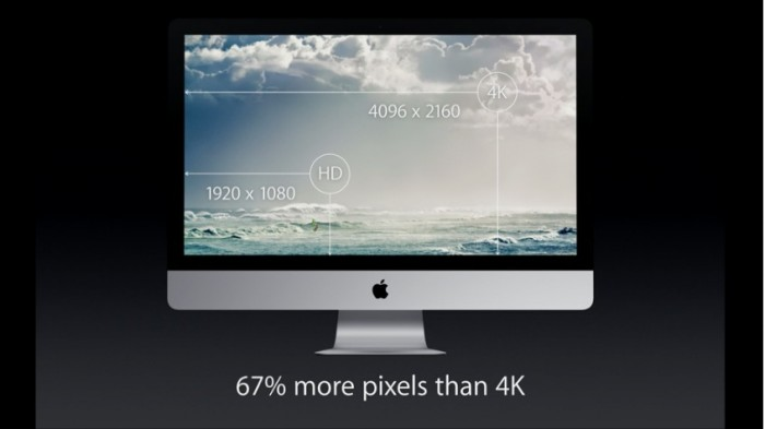4K and 5K Comparisons