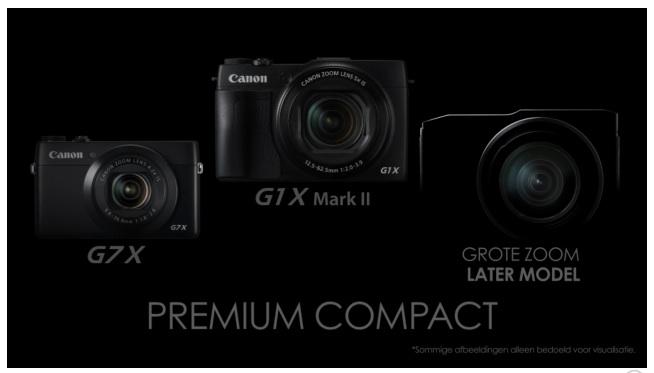 Canon Premium Compact Line