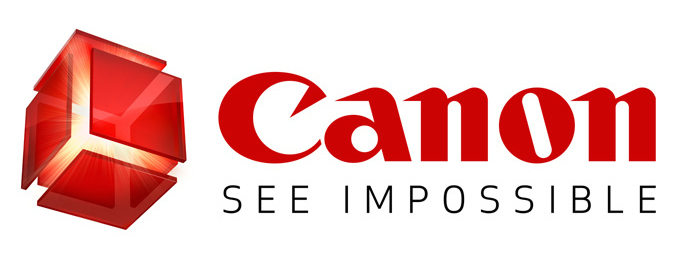 Canon See Impossible Logo