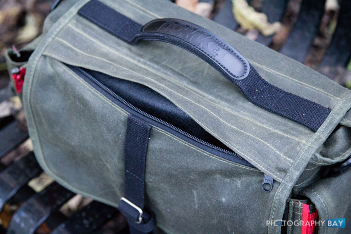 Domke the Herald Camera Bag-6