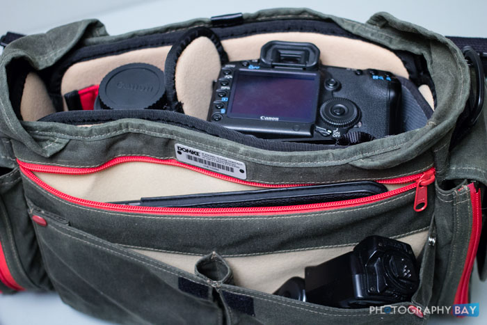 Domke the Herald Camera Bag-9a