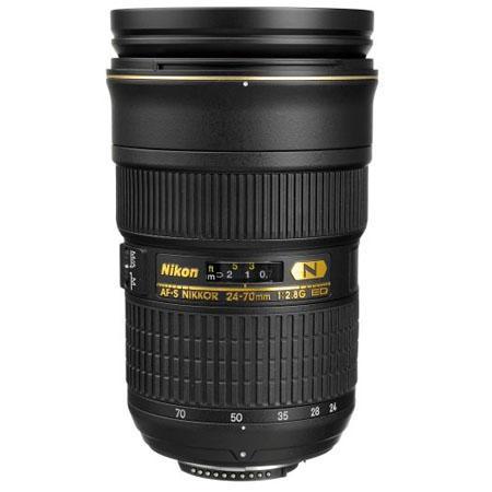 Nikon 24-70mm 2.8 Lens