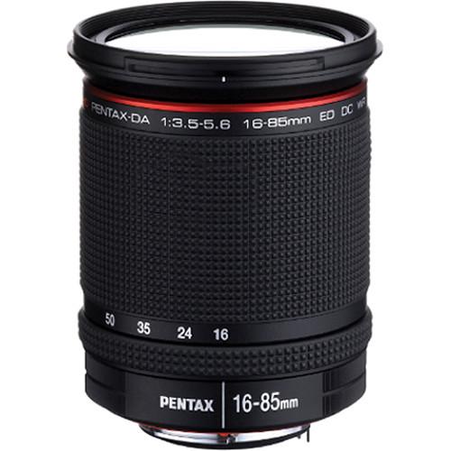 Pentax DA 16-85mm WR Lens