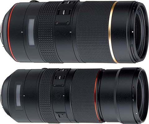Pentax Full Frame Lenses