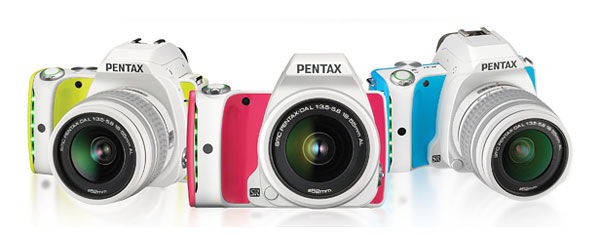 Pentax K-S1 Sweet Collection Cameras