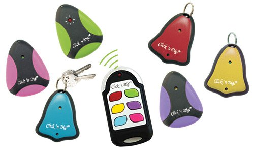 RF Key Locator Tags