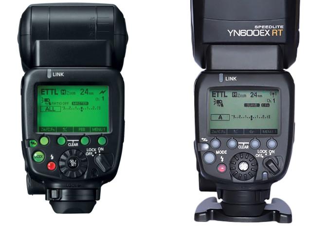 Yongnuo YN600EX RT Speedlite