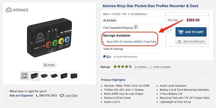 Atomos_Ninja_Star_Deal