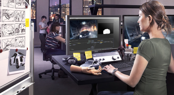 Blackmagic Design Fusion 7