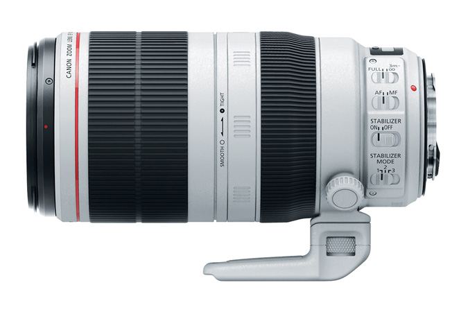Canon EF 100-400mm f4.5-5.6L IS II USM Lens