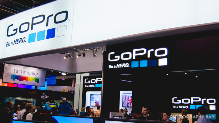 GoPro Booth CES-2