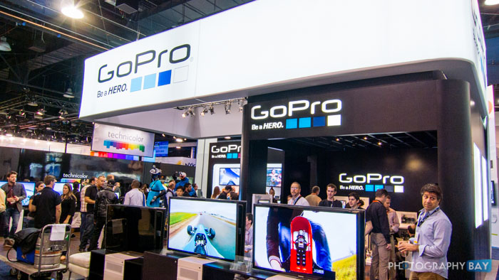 GoPro Booth CES