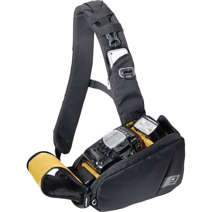 Kata LighTri-312 DL Torso-Pack Camera Bag