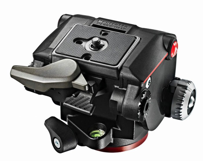 Manfrotto MHXPRO-2W Fluid Head