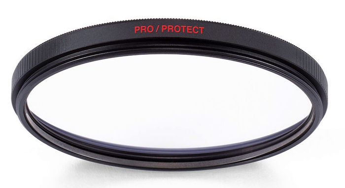 Manfrotto Protection Filter