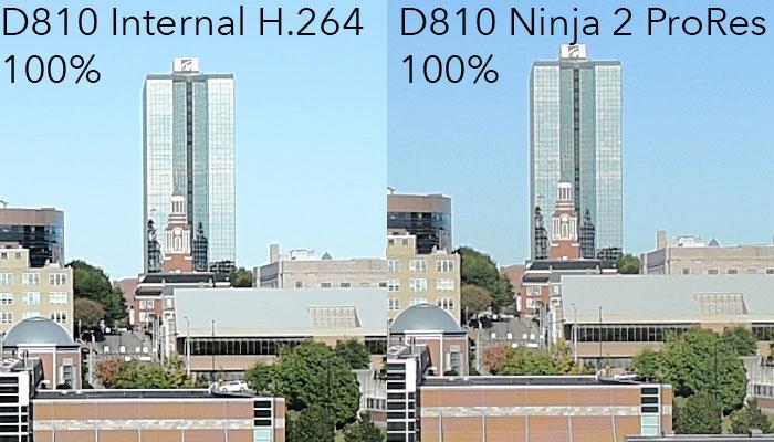 Nikon-D810-H264-vs-Ninja-2-ProRes-422