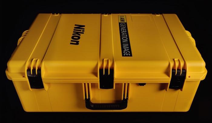 Nikon Pelican Case