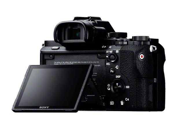 Sony A7 II LCD