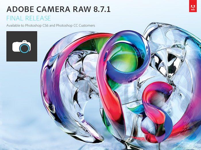 Camera Raw 8.7.1