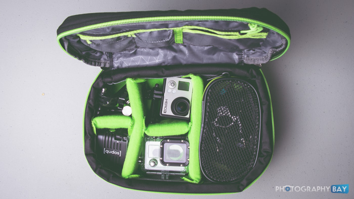 Case Logic Kontrast Action Camera Case-9