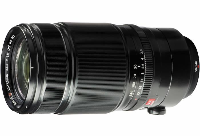 Fuji XF 50-140mm F2.8 Lens