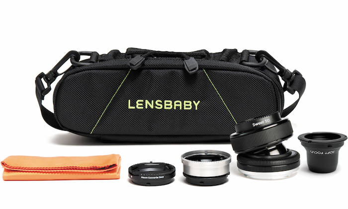 Lensbaby Composer Pro Macro Pack