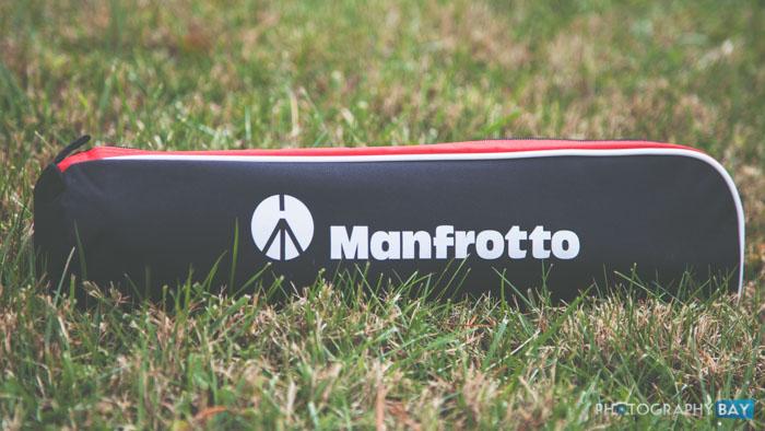 Manfrotto BeFree Carbon Fiber Tripod-3