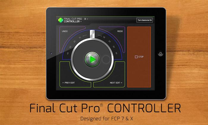 iPad CTRL+Console