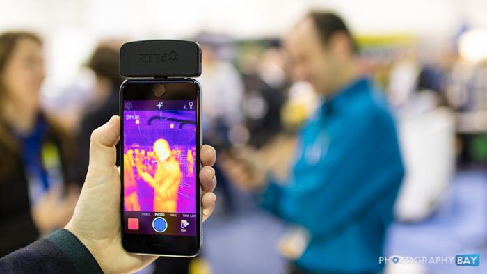Flir One for iOS 2015 Model-2