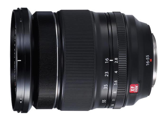 Fuji XF 16-55mm f2.8 R LM WR Lens