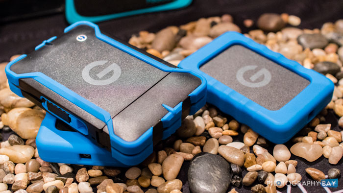 G-Tech Rugged ev Hard Drive