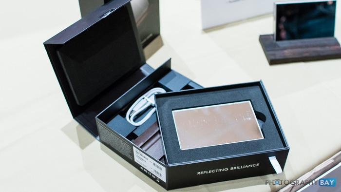 LaCie Mirror Portable Hard Drive-5