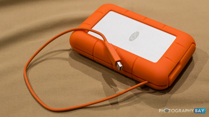 LaCie Rugged RAID 4TB-4