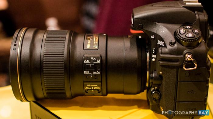 Nikon AF-S 300mm f4 PF ED VR Lens-2