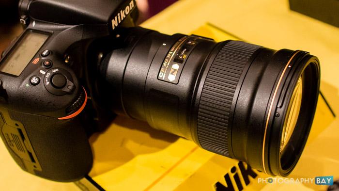 Nikon AF-S 300mm f4 PF ED VR Lens