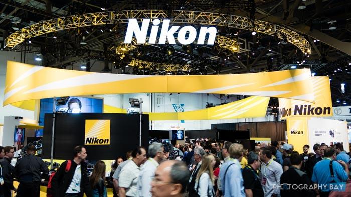 Nikon Booth