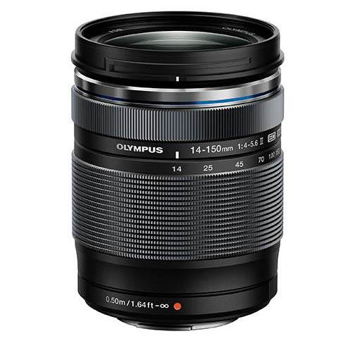 Olympus 14-40mm f4-5.6 II ED lens