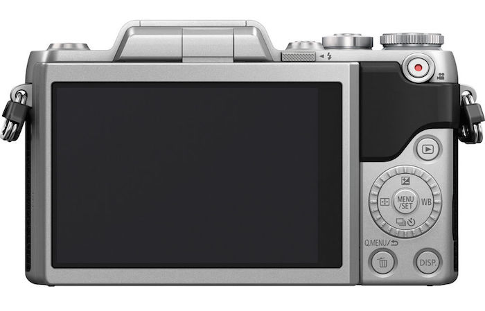 Panasonic GF7 Back