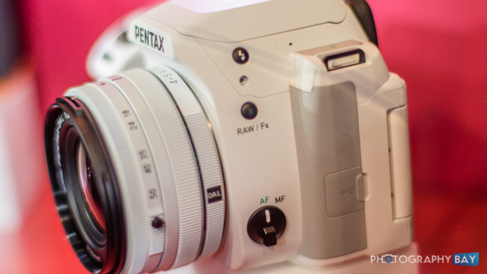 Pentax Prototypes at CES 2015-11
